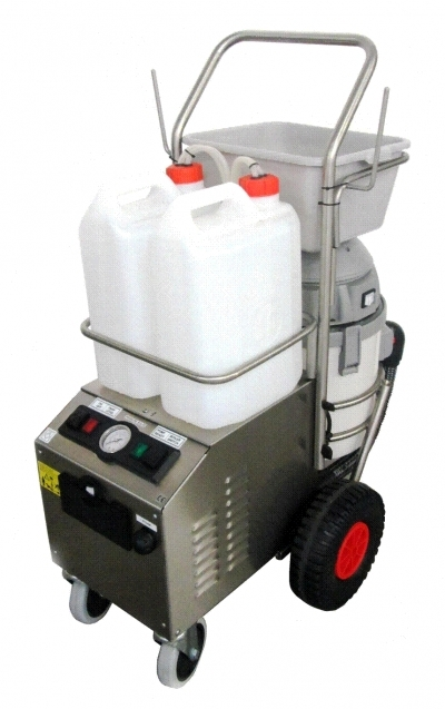 Jupiter Steam Cleaner Description