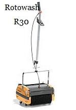 R30 floor scrubber