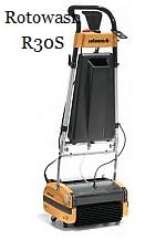 R30s floor scrubber