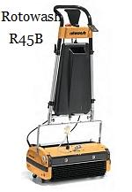 R45b floor scrubber