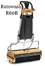 R60b floor scrubber