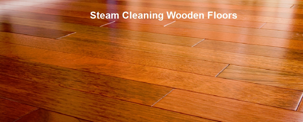 steam cleaning wood floors