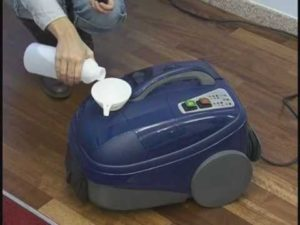 SV6 Steam Cleaner Training