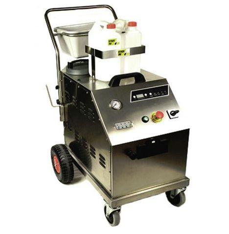 Supervap Steam Cleaning Machine Description