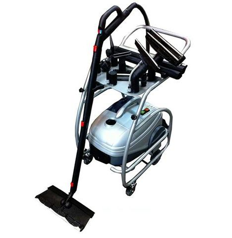 Steam Cleaning Machines For Commercial And Industrial Use